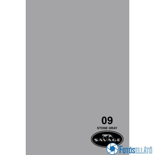 Savage Papírháttér 1.35m x 11m (09 stone gray)