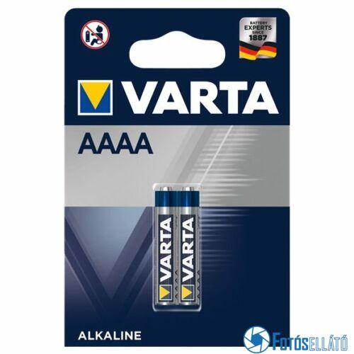 VARTA PROFESSIONAL AAAA (LR61) tartós elem BL2